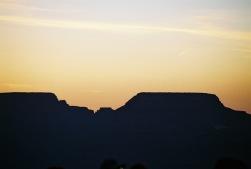 Sun rise at Grand Canyon.