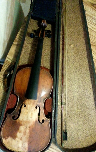 My Great-Grandfather's Fiddle