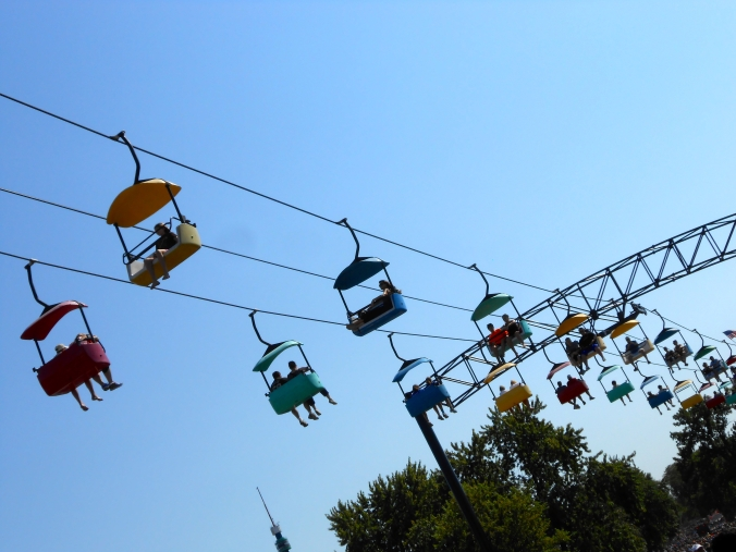 Sky Ride, Minnesota State Fair